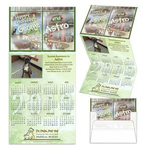 Promote.Pet� Deluxe Tri-Fold Mailer, 1-sided