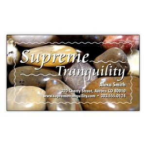 Promote.Restaurant™ Full Color Business Card/Paper (4/0)