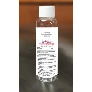 Ad-A-Guard™ Hand Sanitizer 4 oz Liquid w/ Screw Cap - FDA Registered
