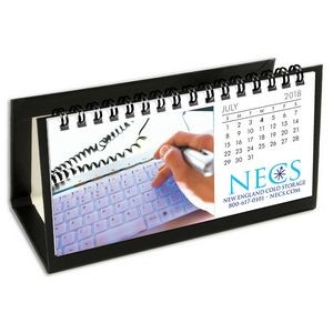 Hang 12 Custom Flip Calendar w/Black Organizer Base
